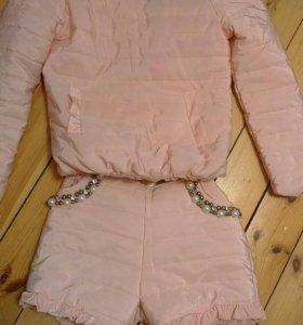 Новый теплый костюм