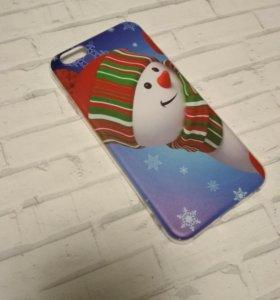 Новый зимний чехол на iPhone 6/6s