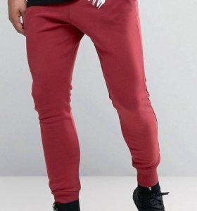 Новые спортивные брюки трико размер S