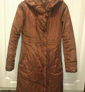 Плащ пальто куртка на синтепоне, размер 44