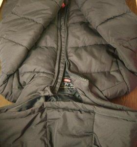 Куртка на рост 110