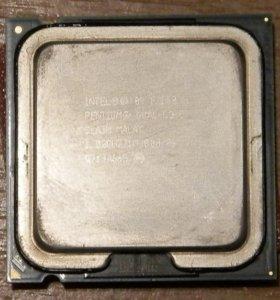 Intel Pentium dual core 1.8/1m/800