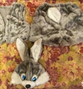 Карнавальный костюм зайчика, зайца
