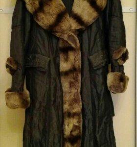Пальто итальянское зимнее