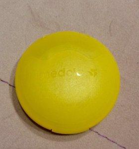 Силиконовые накладки на грудь, размер L