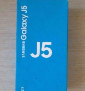 Samsung Galaxy J5 чёрный