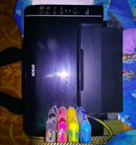 Принтер мфу Epson Stylus TX117