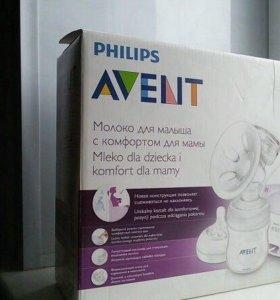 Электрический молокоотсос Avent