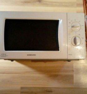 Свч Samsung,Гриль.