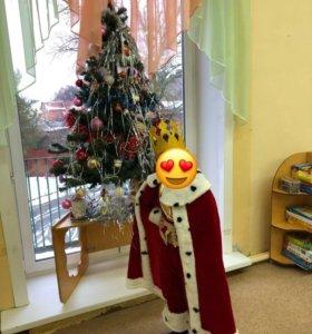 Новогодний костюм царя 🤴🏻