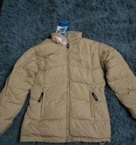 Новая Куртка пух-перо