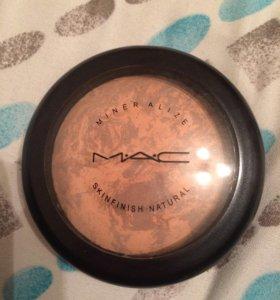 Новая пудра MAC