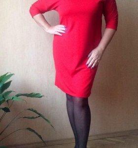 Роскошное платье 52 р-р
