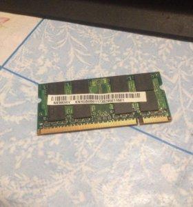 Оперативная память ддр2 на 1 гиг
