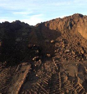 Песок, Щебень, Земля, вывоз грунта, Грунт