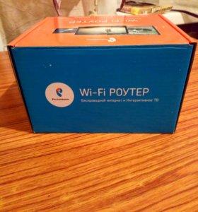 WiFi роутер ростелеком
