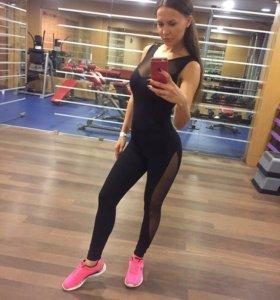 Комбинезон для фитнеса