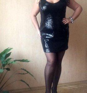 Вечернее платье 50-52р