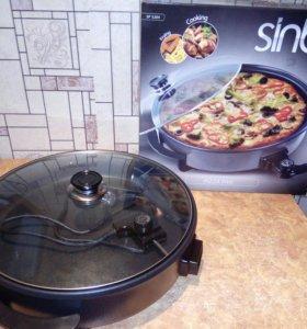 Элетрическая сковорода для пиццы