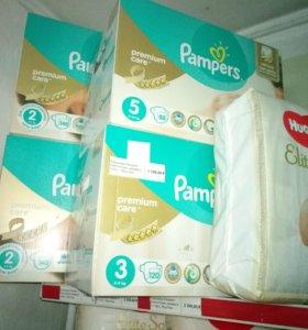 Подгузники Pampers Premium Care 5/88