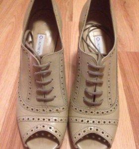 Кожаные туфли Lautre Chose
