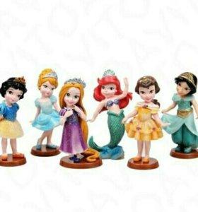 Коллекционные принцессы Дисней