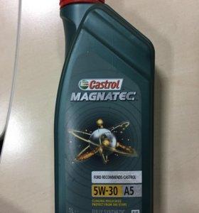 Моторное масло CASTROL Magnatec 5W-30 A5 1 л