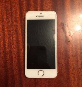 iPhone 5se rose gold