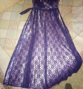 Выпускное-вечернее  платье