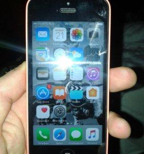 айфон 5Ц 16 гб