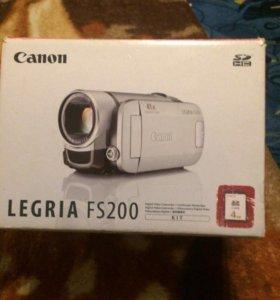 Камера legroom fs200