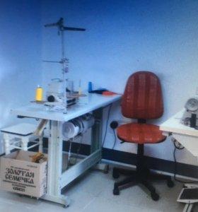 Швейная машина juki со столом
