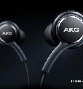 Наушники Samsung S8 Earphones Tuned by AKG