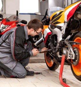 Диагностика мотоцикла перед покупкой