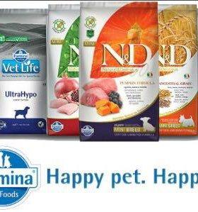 Корма для собак и кошек Farmina 20 кг