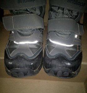 Ботинки-сапоги