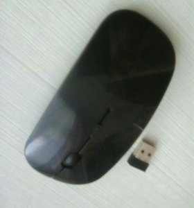 Мышь беспроводная новая