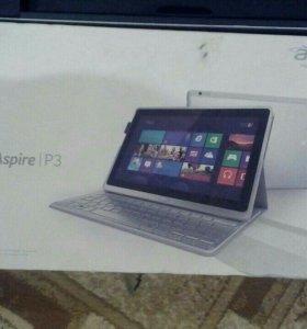 aspire p3 acer ноутбук планшетник