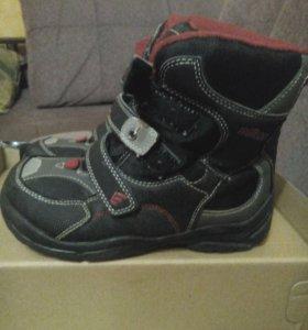 Ботинки-сапожки
