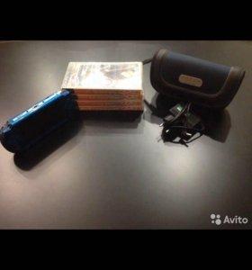 PSP/оригинальный чехол/5 игр