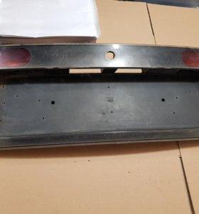 Рамка задняя крышки багажника а6 с5 универсал