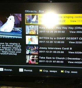 Цифровое ТВ с интернет