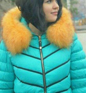 Зимняя куртка Отдам за сет роллов
