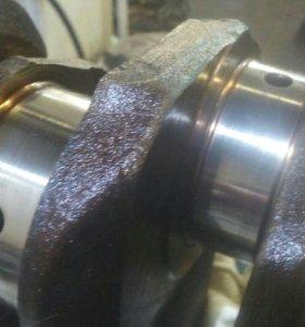 Коленвал двигателя 1MZ-fe