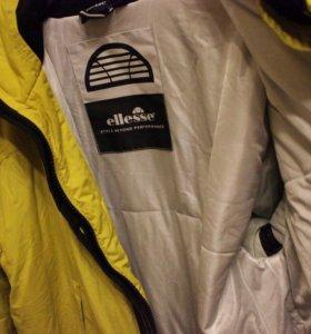 Зимняя куртка ellesse vintage
