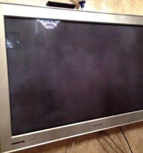 """Телевизор Philips Flat TV 37"""""""