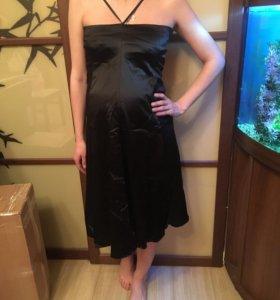 Вечернее платье для беременных