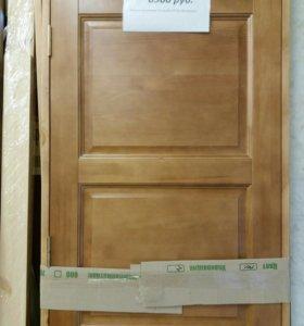 Межкомнатная дверь дерево
