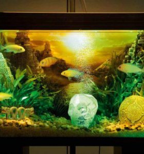 Декорация для аквариума H2SHOW Хрустальный череп