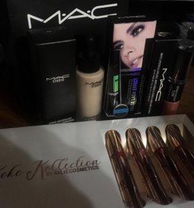 Брендовая косметика - Mac,Kylie Kollection
